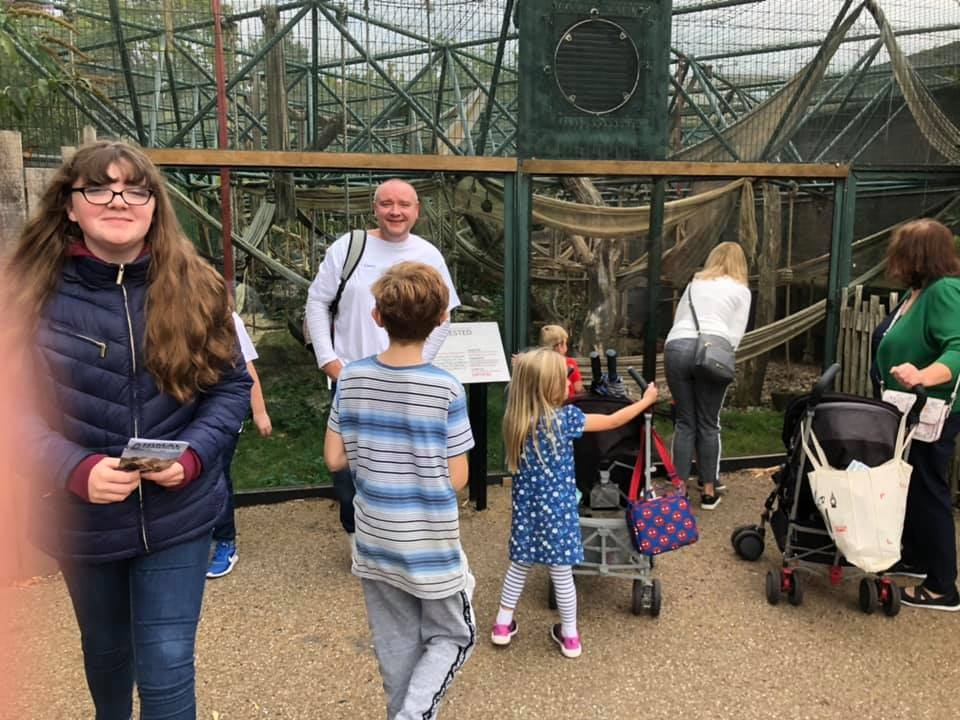 London Zoo Trip - September 2019