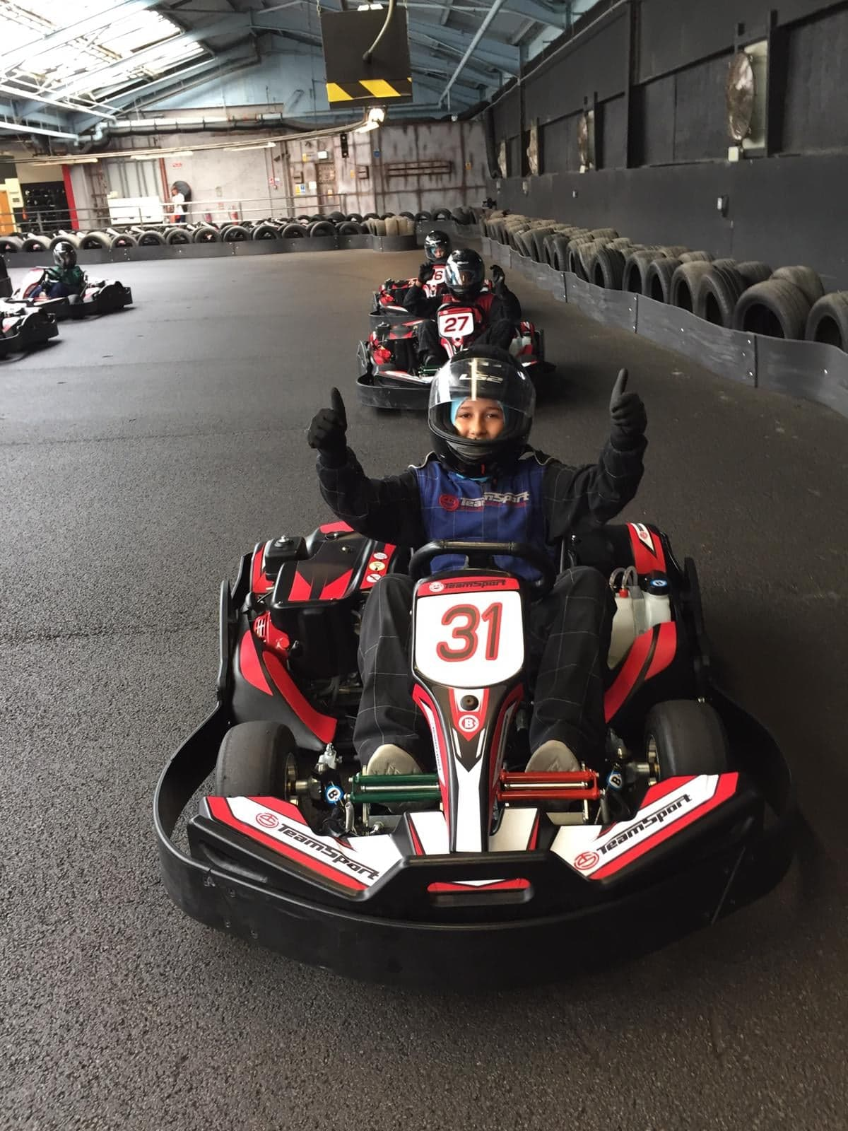 Max Go Carting