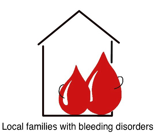 Local Familes with Bleeding Disorders
